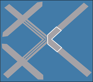 Fig. 4: UHF (860-930MHz) tag example