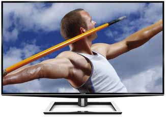 55ZL2 glasses-free 3D TV by Toshiba