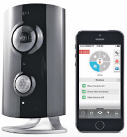 Blacksumac's 'Piper' smart home automation and security device