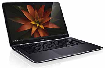 XPS ultrabook by Dell