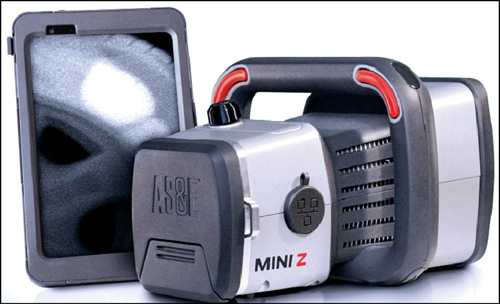MINI Z by American Science and Engineering, Inc. (AS&E) (Courtesy: http://www.meetminiz.com)