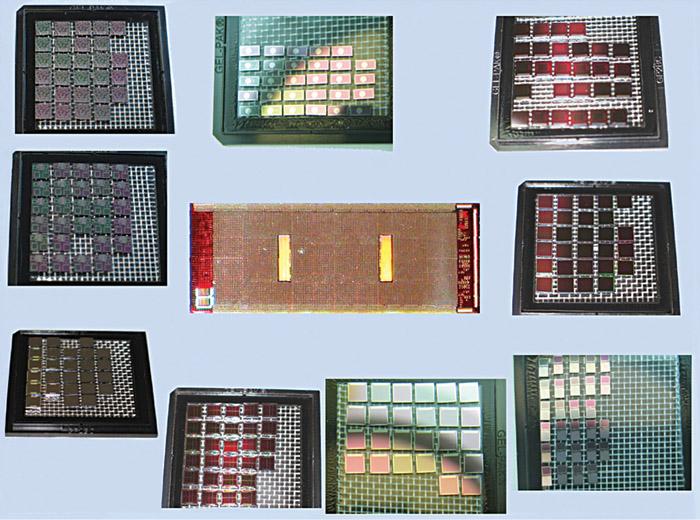 Tezzaron 3D IC devices (Image courtesy: www.electroiq.com)
