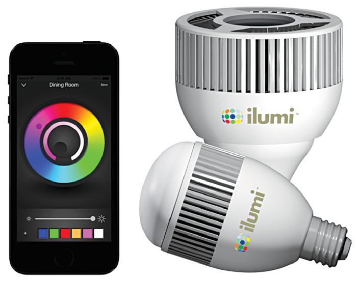 App with iLumi
