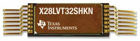 SM28VLT32-HT 4MB Flash memory device by TI (Courtesy: http://newscenter-jp.ti.com)