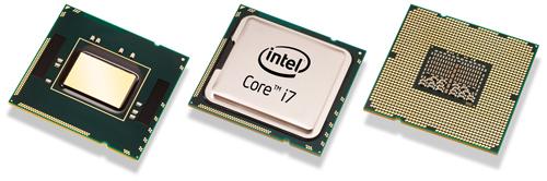 Intel Core i7 processor (Courtesy: www.intel.com)
