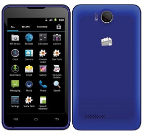 Low-cost smartphone