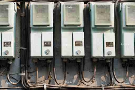 Figure 1. Chinese State Grid meters. Each typically sells below $20 (124 ¥) per unit.