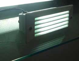 Binay's COB LED footlight