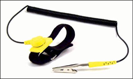Fig. 4: Belkin's anti-static wristband