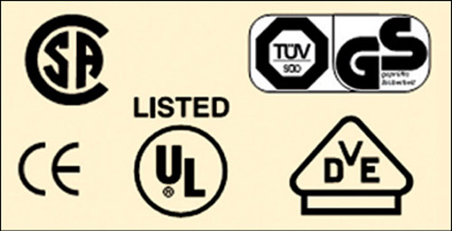 Fig. 4: Different standards for digital multimeters (Image courtesy: Fluke)