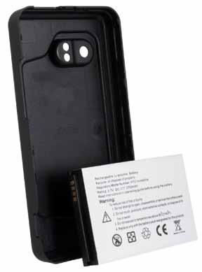 Li-ion battery for mobile phones