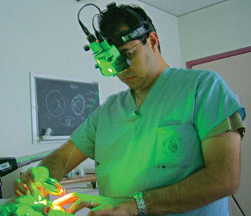 Fig. 13: Laser eye surgery