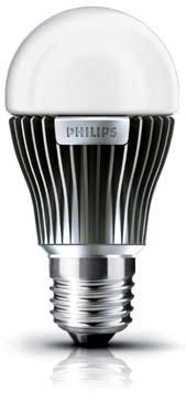 Philips' MASTER LED lamp