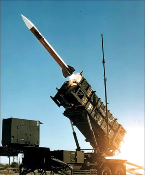 Fig. 13: MIM-104 Patriot surface-to-airmissile system