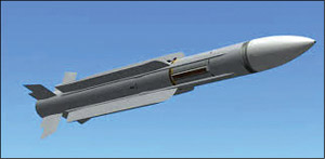Fig. 12: DRDO-Astra BVRAAMair-to-air missile