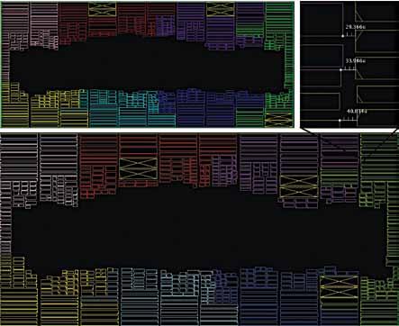 Fig. 1: Floor planning