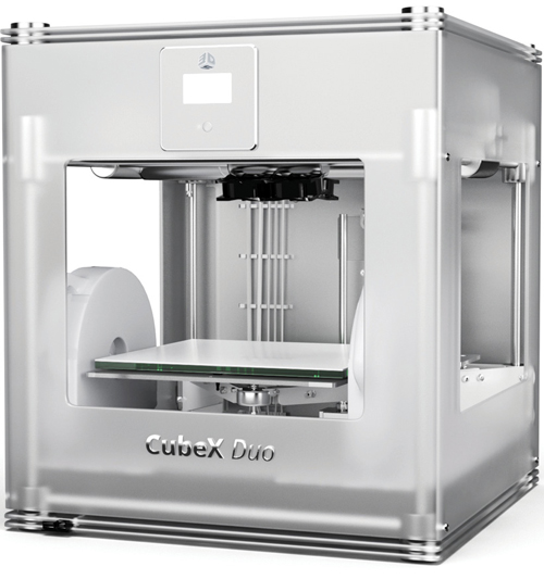 CubeX Duo 3D printer