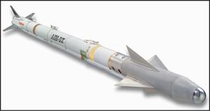 Fig. 14: AMRAAM missile