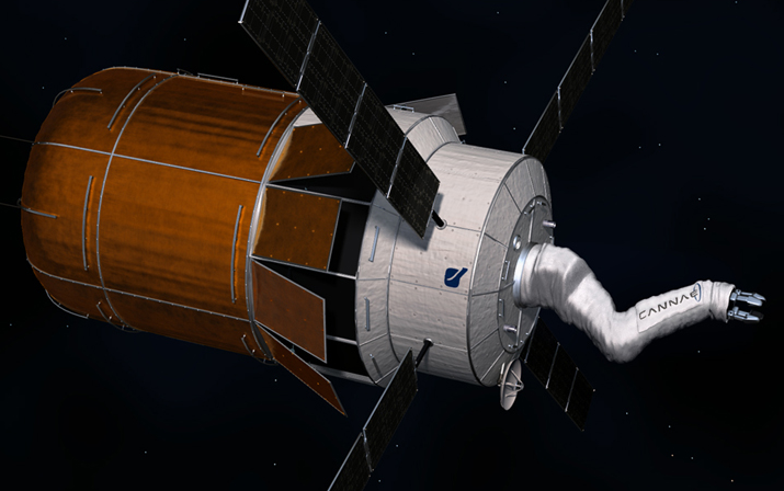 "The ""impossible"" space engine tested by NASA. (Image courtesy: Cannae)"