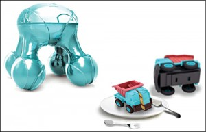 Atomium prints food in designs that appeal to kids (Courtesy: Luiza Silva and Electrolux Design Labs)