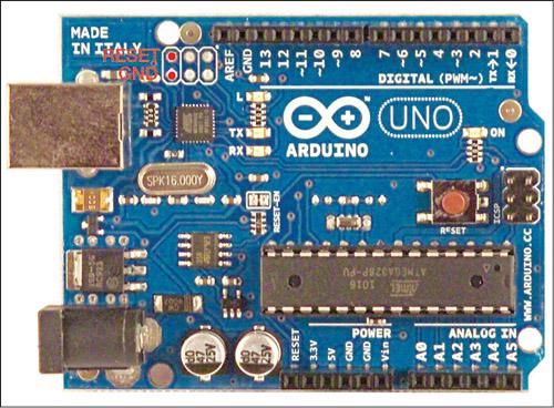 Fig. 2. Arduino Uno
