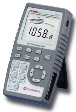 Fig. 8: Laser power/energy meter