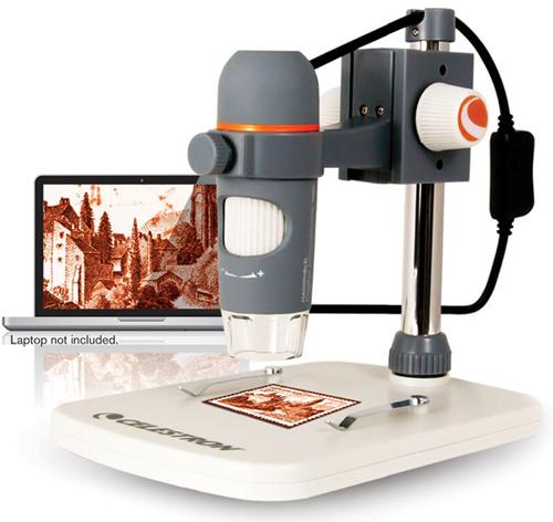 Fig. 4: Handheld Digital Microscope Pro