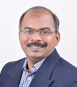 Moorthy P, managing director, Oxys Technologies Pvt Ltd