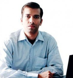 T. Anand, managing director, Knewron