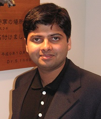 Kalyan Ram B, chief executive officer, Electrono Solutions
