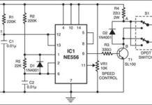 PWM Based Speed Control