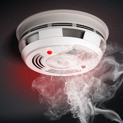 Simple Smoke Detector | Detailed Circuit Diagram Available