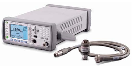 N432A power meter by Agilent
