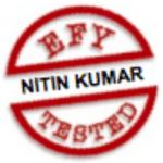 nitin kumar EFY tested