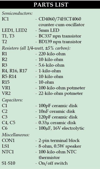 1A8_Parts_List