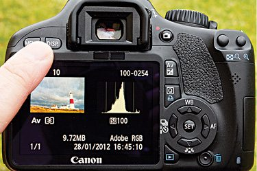 Understanding Digital Camera Histograms Using MATLAB