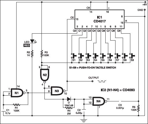 pulse generator circuit