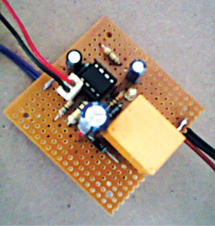 daytime running lights controller