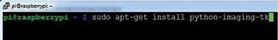 Fig. 4: Installing Python script