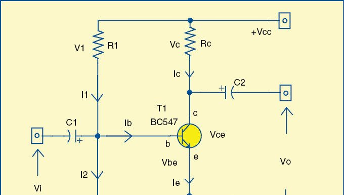 Design and Analysis of A Single Stage Transistor Amplifier Using C++