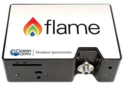 Fig. 1: Ocean Optics' flame spectrometer
