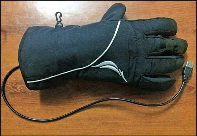 Fig. 6: Hand glove