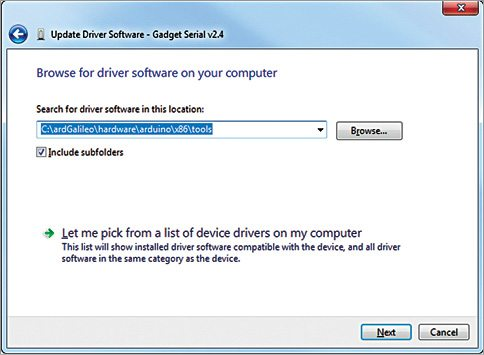 Fig. 8: Click Next to install the driver