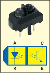Fig. 2: Sensor and its internal details