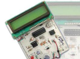 Microcontroller Based Speedometer-Cum-Odometer