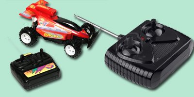 remote controlled toy car