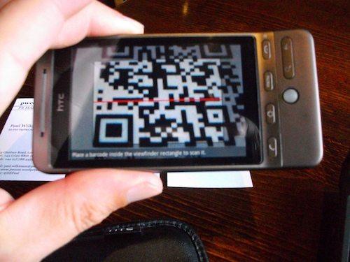 QR/Barcode Scanner