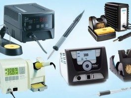 Temperature Controlled Soldering Stations