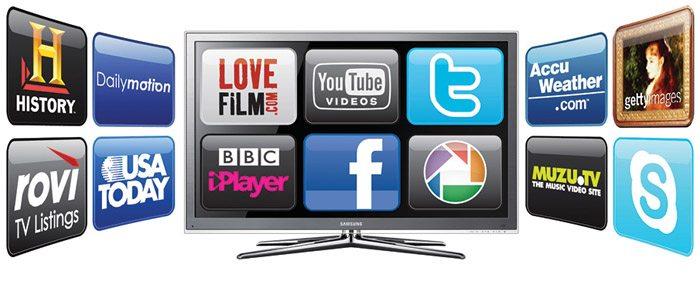 A modern television—Samsung Series 9 LED 3D TV