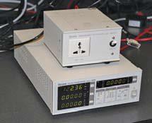 Chroma ATE's EnergyStar-certified 66202 digital power meter